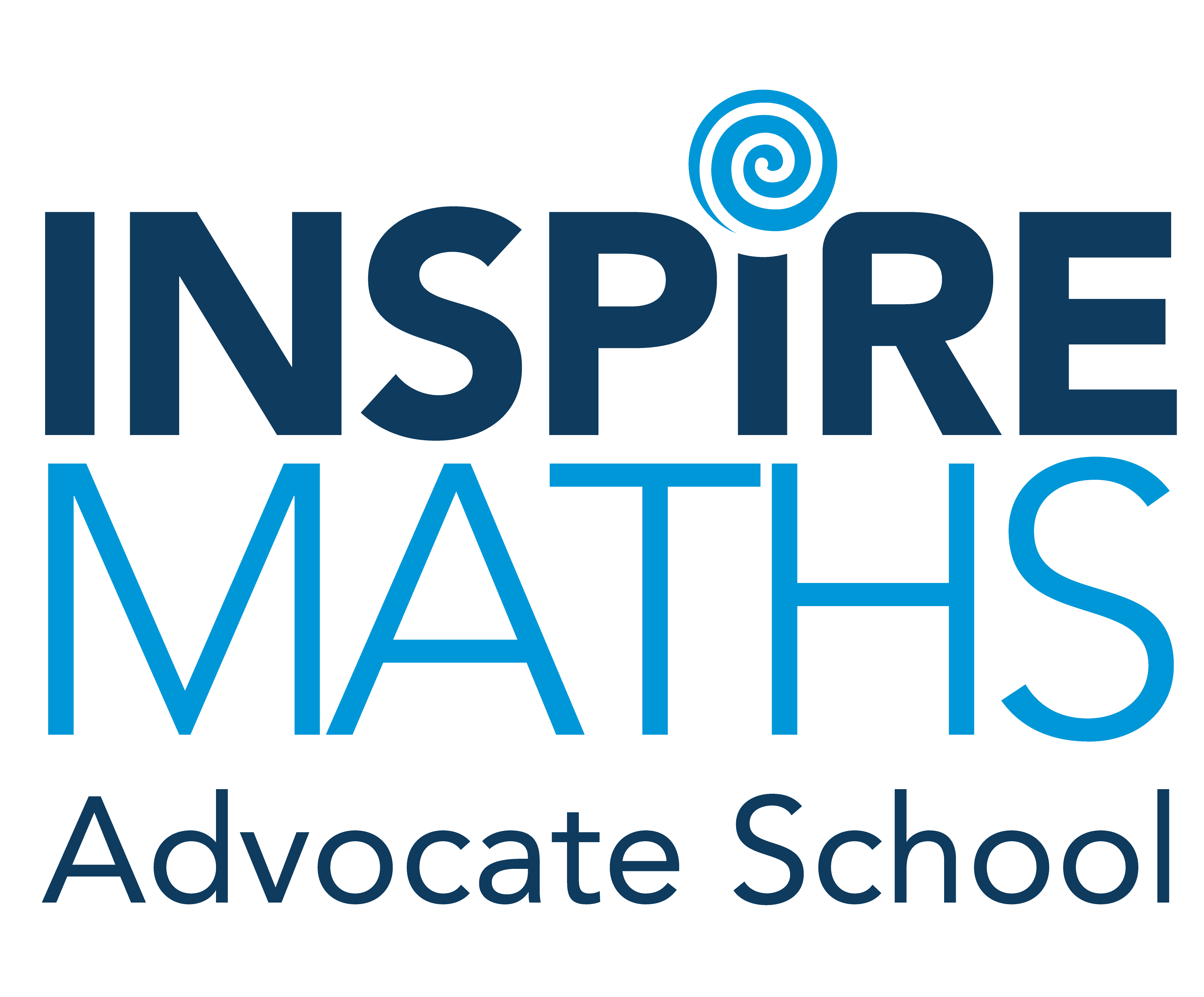 INSPIRE MATHS AdvocateSchool LOGO